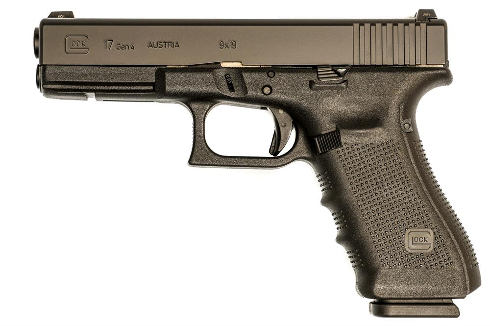 Glock 17gen4, 9 mm Luger, #BDSZ648, § B accessories