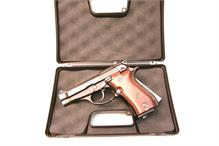 Beretta 81,  7,65 mm Browning, E07043W, § B