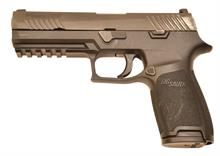 SIG Sauer P320 Full Size, 9 mm Luger, #58B087242, § B Z