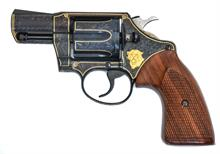 Colt Detective Special, Luxusmodell, .38 Spec., #P63321, § B