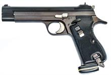 SIG 210, 9 mm Luger, #P93628, § B acc.
