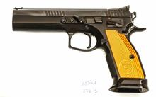 CZ 75 Tactical Sports, 9 mm Luger, #C263293, § B Zub