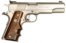 Colt Government Mk. IV  National Match Gold Cup, 9 mm Luger , #GCNM297, § B Zub