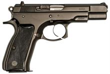 CZ 75, 9 mm Luger, S6266, § B accessories