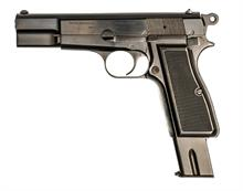 FN Browning High-Power, 9 mm Luger, #T307595, § B Zub