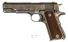 Colt Government M1911A1, österr. Bundesheer, Remington Rand, .45 ACP, #2289844, § B Zub