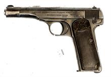 FN Browning Mod. 1910/22, #A101253, 7,65 Browning, #459343, § B