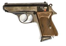 Walther - Ulm, PPK, 7,65 Browning, #278559, § B Zub