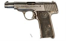 Walther - Zella Mehlis, Mod. IV, 7,65 Browning, 221876, § B