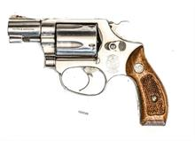 Smith & Wesson model 60, .38 Special, AFD3614, § B