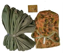 Militaria bundle lot Austrian army of the 2nd republic