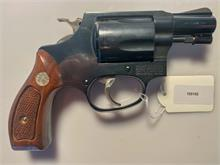Smith & Wesson Mod. 36, .38 Special, #AVY4347, § B