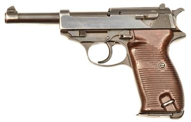 Walther Zella-Mehlis, Mod. HP, 9 mm Luger, #17913, § B (W 1565-16)