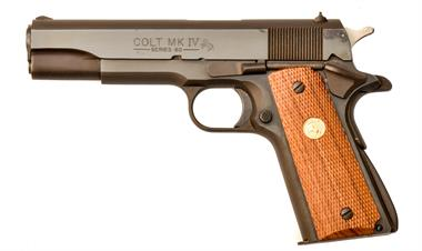 Colt Government Mk. IV Series 80, .45 ACP, #FG49243, § B