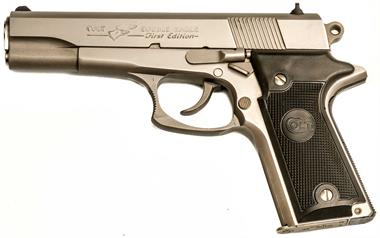 "Colt Double Eagle ""First Edition"", .45 ACP, #DA00941, § B"
