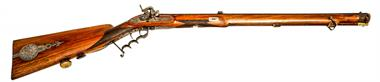 percussion rifle Ischler Stutzen W. Leithner in Ischl, calibre 12 mm, #no serial number, § unrestricted