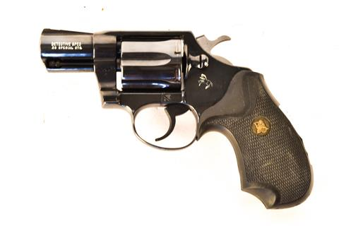 Colt Detective Special, .38 Special, #S37916, § B (W 2180-15)
