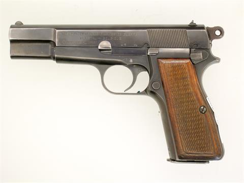 FN Browning High Power, österr. Gendarmerie, 9 mm Luger, #8217, § B (W 3876-15)