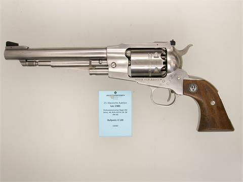 Perkussionsrevolver Ruger Old Army, .44, #145-12574, § B  (W 399-16)
