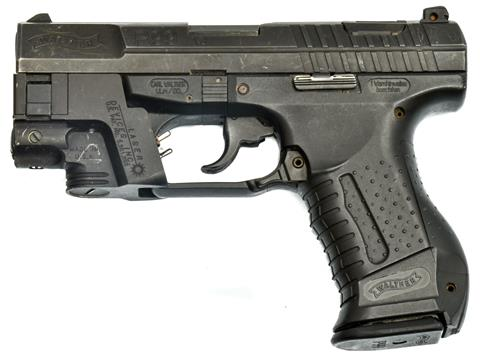 Walther P99, 9 mm Luger, #FAD9267, § B Zub.