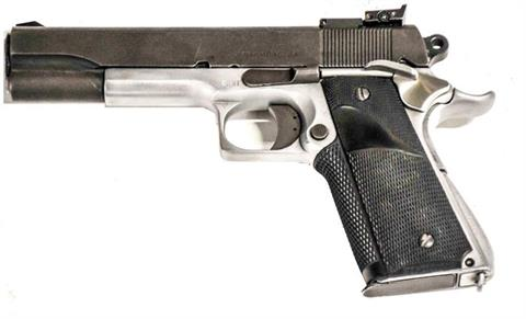 Colt 1911A1, Remington Rand, .45 ACP, #2104898, § B Zub