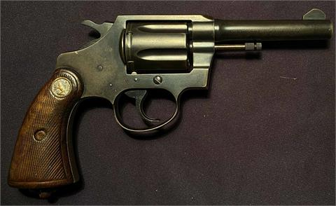 Colt Police Positive Special, .38 Colt New Police (= .38 S&W), #793861, § B