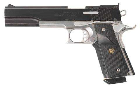 Peters Stahl .45 ACP, #93.007, § B with exchangeable barrel 9 mm Luger, § B